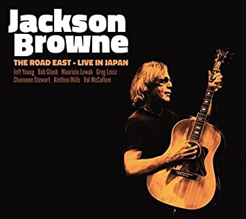 9ed30c2385d JACKSON BROWNE - The Road East: Live in Japan (Blu-Spec CD2) - Amazon.com  Music
