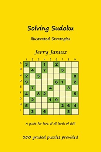 Solving Sudoku: Illustrated Strategies