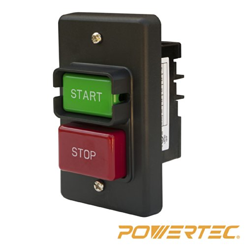 POWERTEC 71008 110/220V Single Phase On/Off Switch
