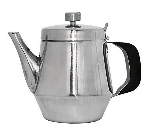 Hollow Handle Coffee Server - Update International (GNS-32) 32 oz Gooseneck Teapot