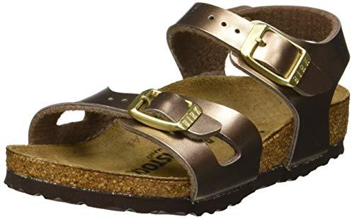 BIRKENSTOCK Mädchen Rio Knöchelriemchen Sandalen