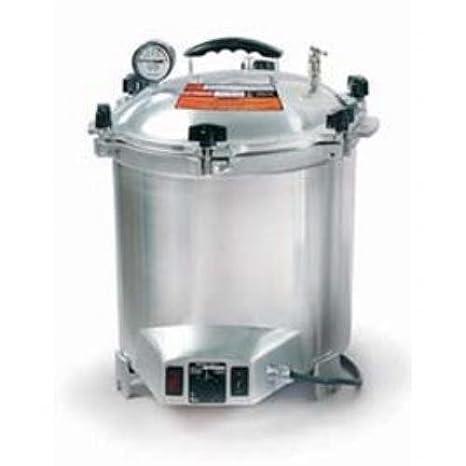 Amazon.com: All-American 41,5 Quart Esterilizador eléctrico ...
