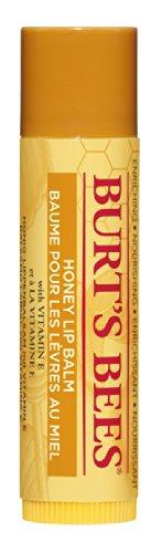 Burt's Bees 100% Natürlicher Lippenbalsam, Honey, 1er Pack (1 x 4.25g)