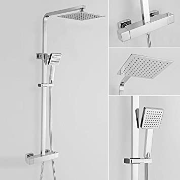 Columna de ducha termostática ONES, con tecnología KeepCool ...