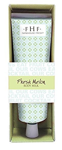 FarmHouse Fresh Fresh Melon Body Milk Travel Tube by FarmHouse Fresh