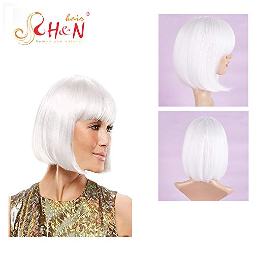 H&N Hair Short Bob Wigs 13