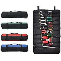 Tool Roll Tas met 38 Zakken, Opvouwbare Tool Tassen, Roll Tool Opbergtas, Schroevendraaier Roll voor Outdoor Gebruik…