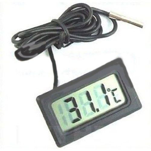 Digital LCD Fridge Freezer Thermometer Temperature M010072 by cool2day AEQW-WER-AW133090