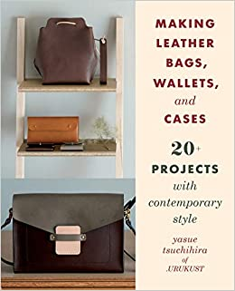 Leather working projects