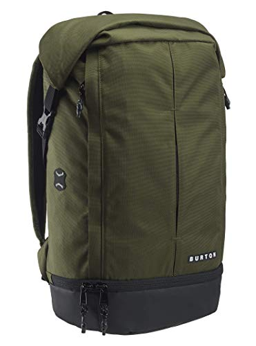 (Burton Upslope Backpack, Forest Night Cordura Ballistic)