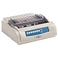Oki MICROLINE 491 Dot Matrix Printer - EU Printer - 475 cps Mono - 360 x 360 dpi - Parallel, USB (Certified Refurbished)