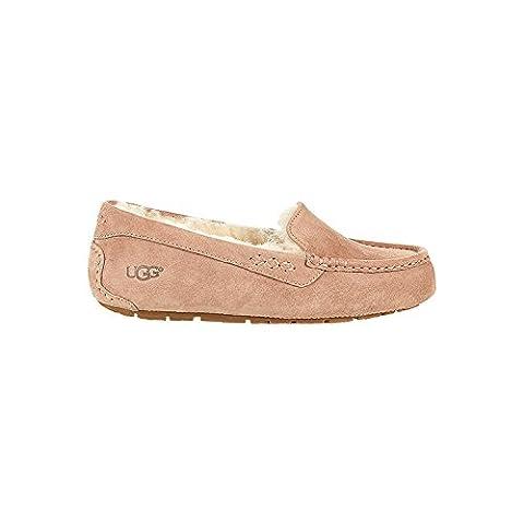 UGG Women's Ansley Fawn Light Brown 5 Medium - Fawn Footwear