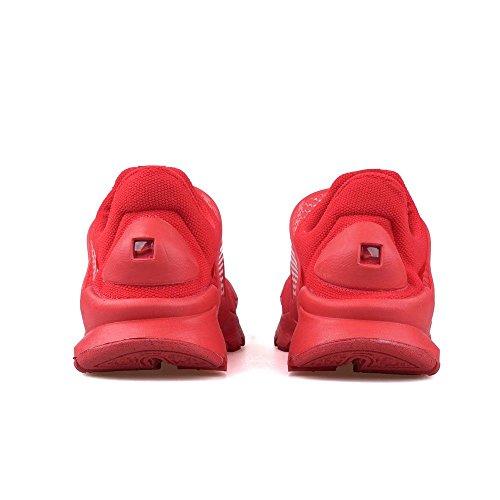 Nike Mens Calzino Dart Scarpa Da Corsa Bianco / Bianco