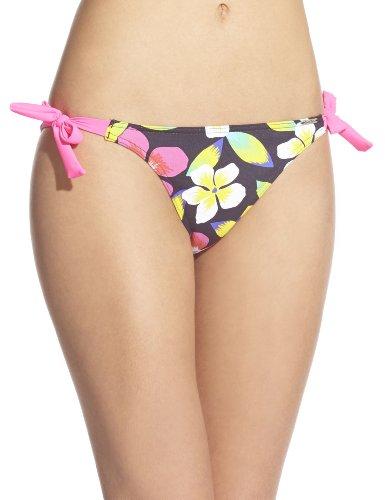 Banana Moon - Parte inferior del bikini para mujer Negro (Noir Jamaica)