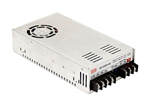 [PowerNex] Mean Well SD-500L-12 12V 40A Enclosed Single Output DC-DC Converter by MEAN WELL