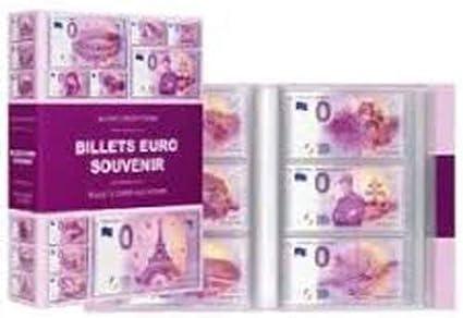 Stamps BLUE Coin Album Lighthouse Optima G 3 Rings Binder /& Slipcase Banknotes