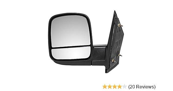 New Door Mirror Glass Replacement Passenger Side For Mercedes-Benz SLK350 12