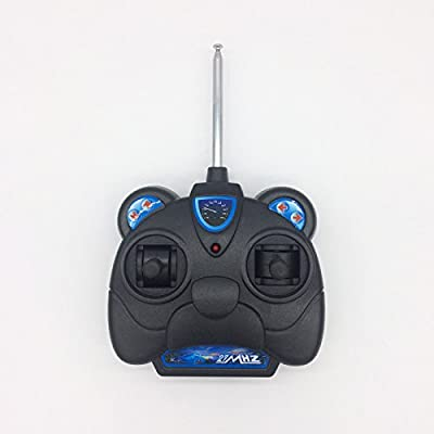 27mhz Universal Remote Control Remote Controller Transmitter Accessory Compatible with Kids Powered Ride On Car Children's Ride on Toys Electric Replacement Parts: Toys & Games