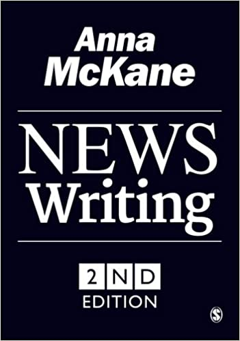 news writing anne mckane