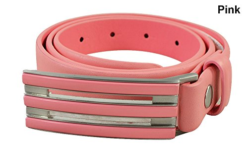 [Adidas Golf- Ladies Trophy Belt] (Adidas Trophy Belt Buckle)