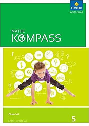 Mathe Kompass 5 – Förderheft