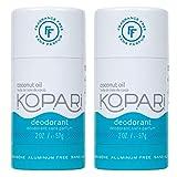 Kopari Aluminum-Free Deodorant Fragrance Free for