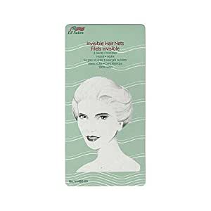 Invisible Hair Net 3 Neutral Elastic Hair Nets