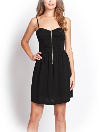 G by GUESS Women's Seraphina Dress, JET BLACK (XS)