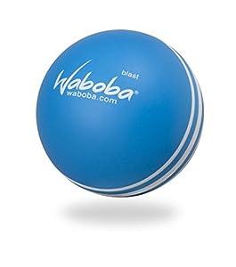 Waboba Water Bouncing Ball BLAST (Ø 7 cm), exklusiv von sunflex sport, Farbe...