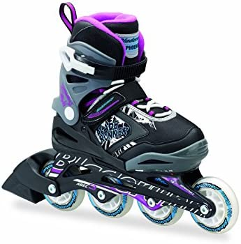 Rollerblade Bladerunner Phoenix - 4 Size Adjustable Junior Skate - Girls 2016