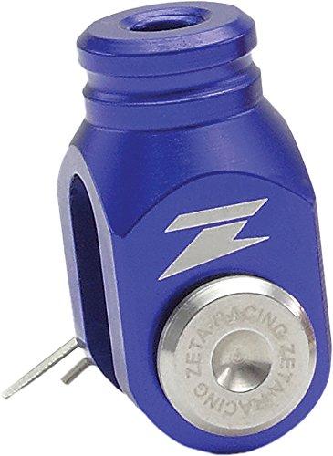 (ZETA Anodized Aluminum BLUE Rear Brake Clevis YZ80/85 94-13,660 700 Raptor)