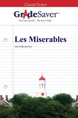 Les Miserables Quotes And Analysis Gradesaver