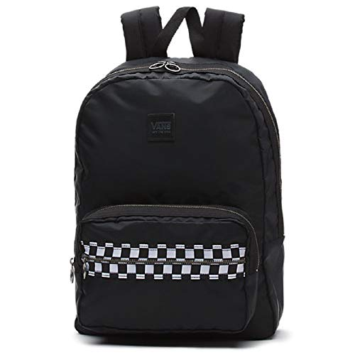 d3b61ba35f9 Vans Distinction Black Checkerboard Zip Backpack for sale Delivered anywhere  in USA