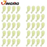 Jingmg 80040 Washer Agitator Dogs Replacement Kit Exact Fit for Whirlpool Kenmore Washer, 40 PCS