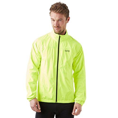 Gore Men's R3 Gtx Active Jacket,  neon yellow,  XL from GORE WEAR