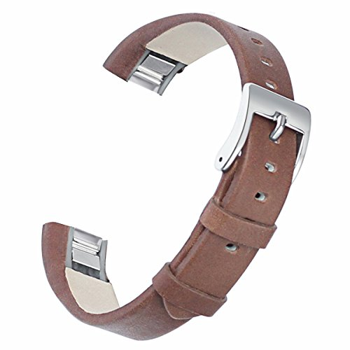 bayite Leather Replacement Bands Fitbit