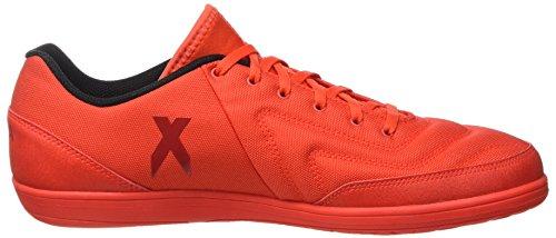 adidas X 16.4 Street, Botas de Fútbol para Hombre Naranja (Roalre / Ftwbla / Rojpot)