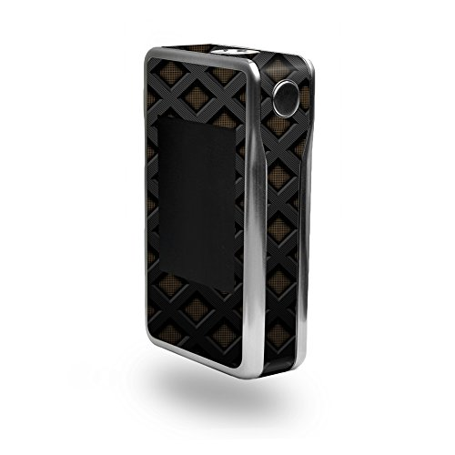 MightySkins Skin Compatible with Sigelei T200 - Black Wall | Protective, Durable, and Unique Vinyl Decal wrap Cover | Easy to Apply, Remove, and Change Styles | Made in The USA