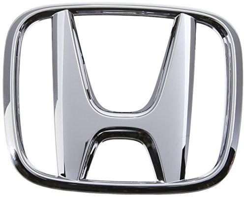 2007 honda accord grill emblem - 3
