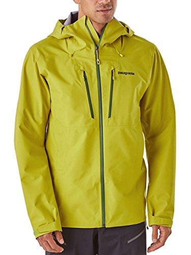 nbsp;giacca Men nbsp;– fluid Green Verde Jacket Alpino Patagonia Triolet HwxzFqza