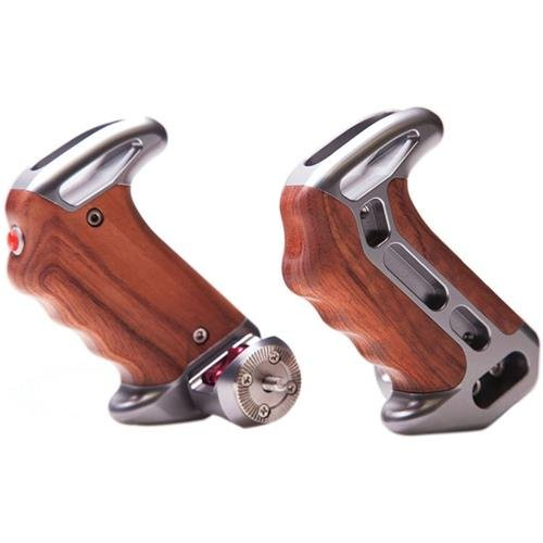 Ikan TT-0507-2 Wooden Handles with (Arri Extension Cable)