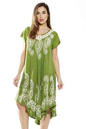 casual dress batik - 4