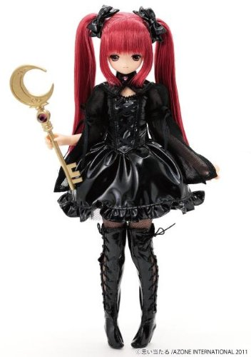 EX Cute 8th Series Witch Girl Lien   Little Witch of Moon 1 6