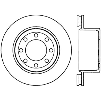 Amazon Com Stoptech 127 65113r Sport Drilledslotted Brake Rotor