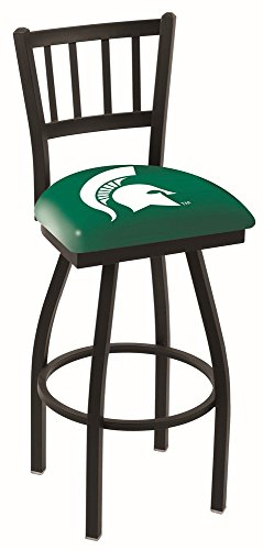 (Holland Bar Stool L018 Michigan State University Swivel Bar Stool, 30