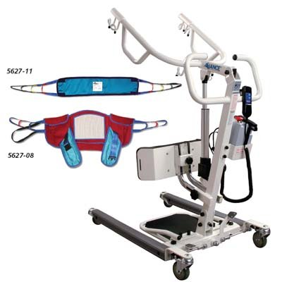 Chattanooga Heavy-Duty, Stand-Assist Lift - Sling, Standard (400 lb.) (Lift Assist Stand)