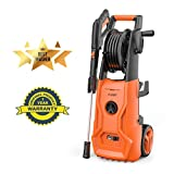 Best Electric Power Washers - AIPER Electric Power Washer 2150 PSI 1.85 GPM Review