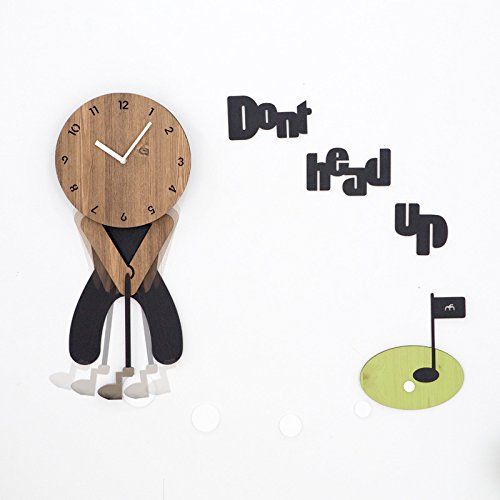 Jedfild Kids Room Wall Clocks - Clocks and Cute Cartoon Cute Wall Clocks by Jedfild