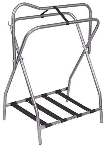Tough1 Folding Saddle Rack 2-Pack Bronze