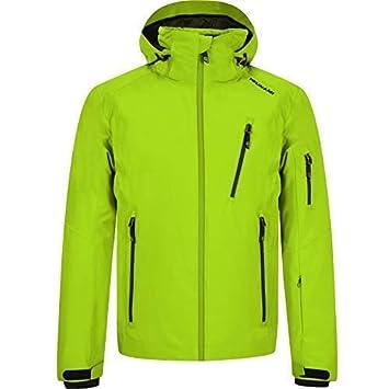 TSUNAMI - Chaqueta de esquí para Hombre 109 Diamond Lima, Talla XL: Amazon.es: Deportes y aire libre